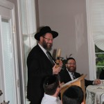 Rabbi Frand at 2012 Annual Breakfast